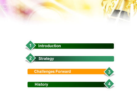 Celebration PowerPoint Template Slide 3