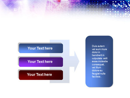 Information Space PowerPoint Template Slide 11