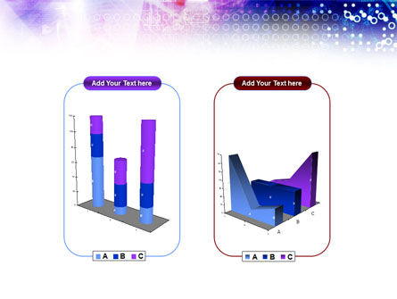 Information Space PowerPoint Template Slide 13