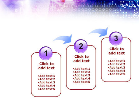 Information Space PowerPoint Template Slide 14