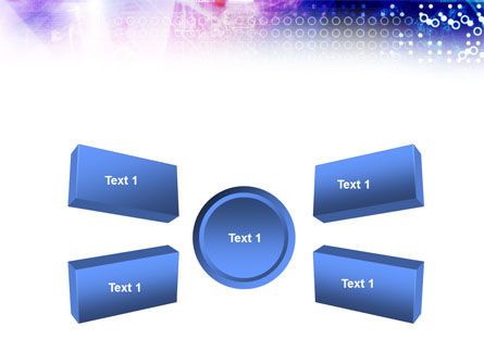 Information Space PowerPoint Template Slide 6