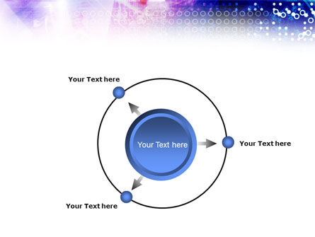 Information Space PowerPoint Template Slide 7