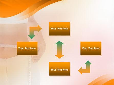 Fitness PowerPoint Template, Slide 4, 01274, Medical — PoweredTemplate.com