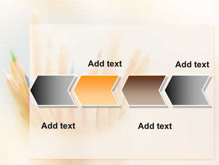 Pencils PowerPoint Template Slide 16