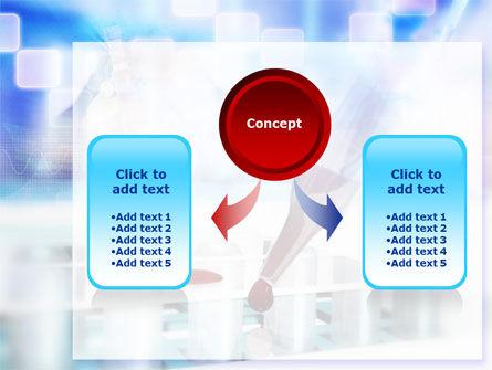 Blood Test PowerPoint Template, Slide 4, 01277, Medical — PoweredTemplate.com