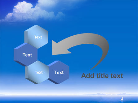 Sea & Cloud PowerPoint Template Slide 11