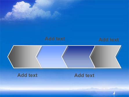 Sea & Cloud PowerPoint Template Slide 16