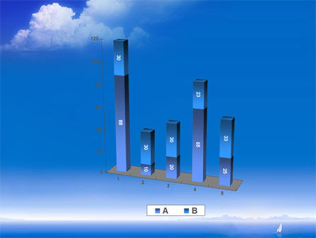 Sea & Cloud PowerPoint Template Slide 17
