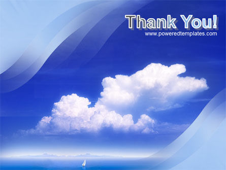 Sea & Cloud PowerPoint Template Slide 20