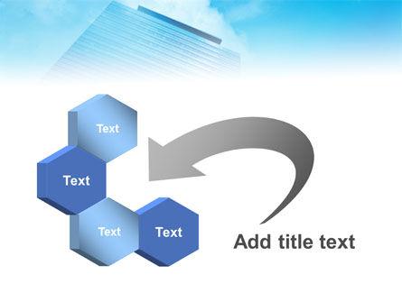 Skyscraper PowerPoint Template Slide 11