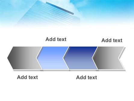 Skyscraper PowerPoint Template Slide 16