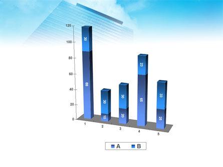 Skyscraper PowerPoint Template Slide 17