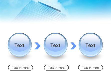 Skyscraper PowerPoint Template Slide 5
