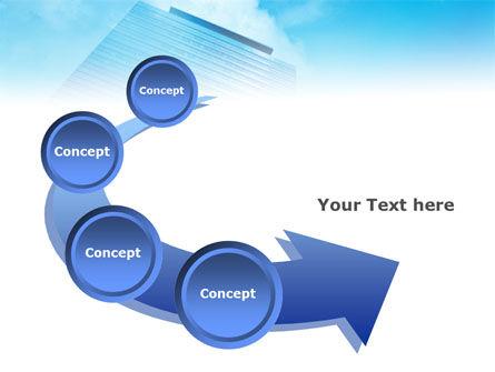Skyscraper PowerPoint Template Slide 6