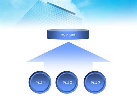 Skyscraper PowerPoint Template Slide 8
