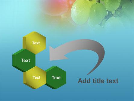 White Grape PowerPoint Template Slide 11