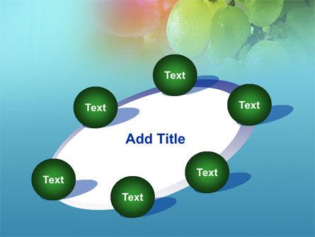 White Grape PowerPoint Template Slide 14