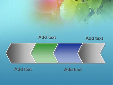 White Grape PowerPoint Template Slide 16