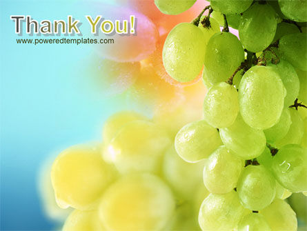 White Grape PowerPoint Template Slide 20