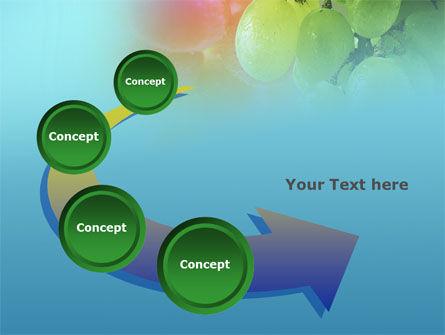 White Grape PowerPoint Template Slide 6