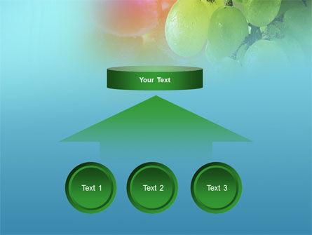 White Grape PowerPoint Template Slide 8
