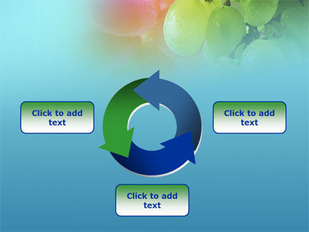 White Grape PowerPoint Template Slide 9