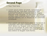 Pouring Milk PowerPoint Template#2