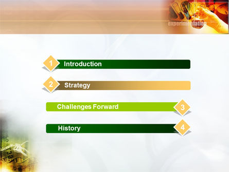 Chemical Process PowerPoint Template Slide 3