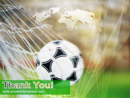 Soccer PowerPoint Template Slide 20