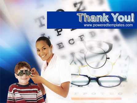 Oculist PowerPoint Template Slide 20