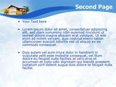 Mortgage On The Country Real Estate PowerPoint Template#2