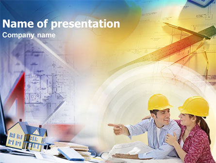 Building & Planning PowerPoint Template