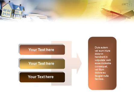 Building & Planning PowerPoint Template Slide 11