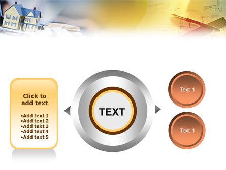 Building & Planning PowerPoint Template Slide 12