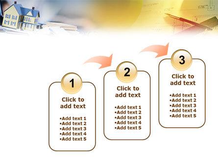 Building & Planning PowerPoint Template Slide 14