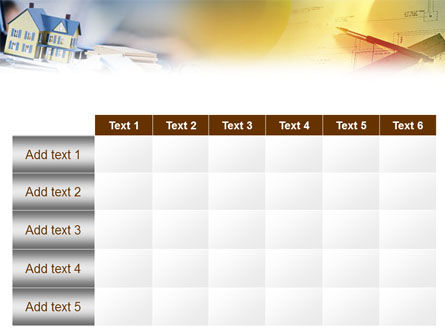 Building & Planning PowerPoint Template Slide 15