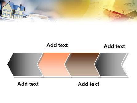 Building & Planning PowerPoint Template Slide 16