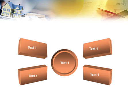 Building & Planning PowerPoint Template Slide 6