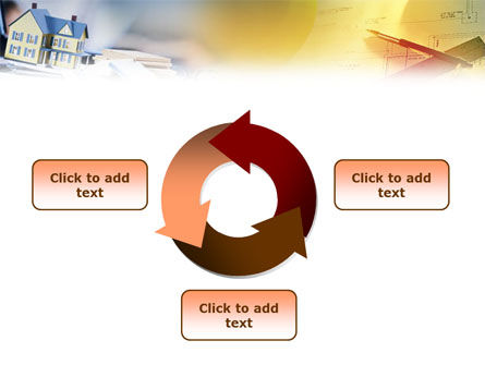 Building & Planning PowerPoint Template Slide 9