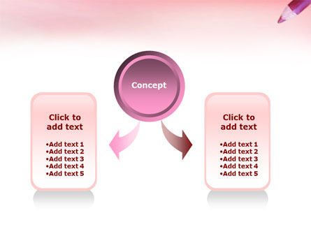 Beautiful Lips PowerPoint Template Slide 4