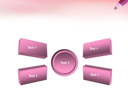 Beautiful Lips PowerPoint Template Slide 6