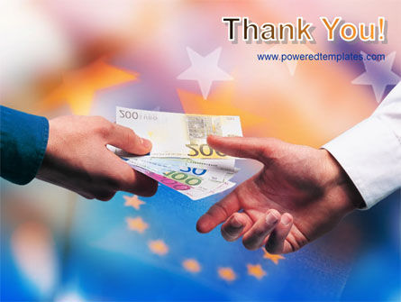 Eurocurrency PowerPoint Template Slide 20