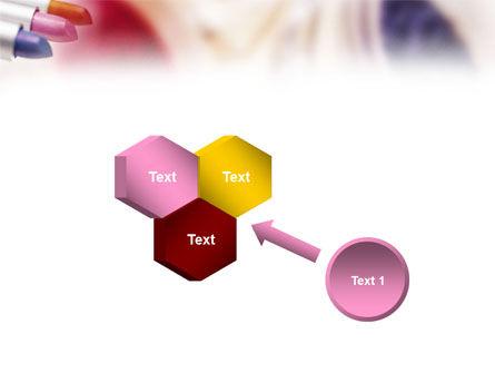 Lipstick PowerPoint Template Slide 19