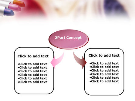 Lipstick PowerPoint Template Slide 4
