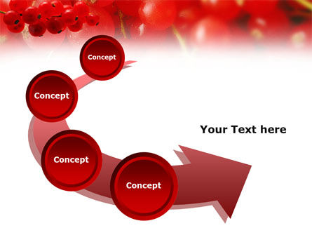 Currant PowerPoint Template Slide 6