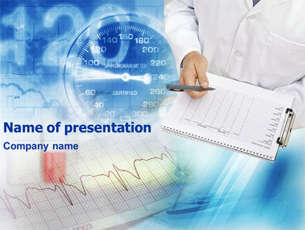 Medical: Medical Tests PowerPoint Template #01307