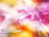 Bright Globe PowerPoint Template#20