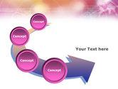 Bright Globe PowerPoint Template#6