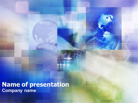 Global: Global PowerPoint Template #01309