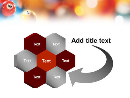 Billiard PowerPoint Template Slide 11